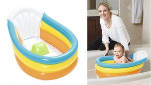 Bestway Inflatable Baby Bathtub Bestway Inflatable Squeaky Clean Baby Bath Tub 76 X 48 X