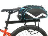 Bicycle Rear Rack 2018 Mtb Bike Bicycle Carrier Rack Seat Post Rear Shelf Aluminum