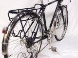 Bicycle Rear Rack Littleford Bicycles touring Bike Vintage Bicycles Pinterest