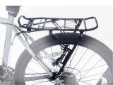 Bicycle Rear Rack Luggage Cycling Shelf 1x Aluminum Alloy Mtb Bike Bicycle Rack