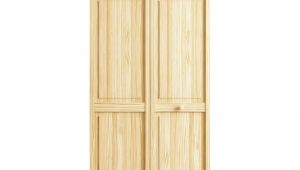 Bifold Interior Closet Doors Frameport 36 In X 80 In 6 Panel Pine Unfinished Interior Closet Bi