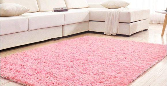 Big W Fur Rugs Amazon Com Yj Gwl soft Shaggy area Rugs for Girls Bedroom Kids Room