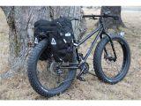 Bike Bags for Rear Rack Fat Bike Rear Pannier Racks From Old Man Mountain