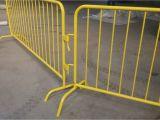 Bike Rack Barricade 8 Metal Galvanized Steel Bike Rack Crowd Control Barricade Powder