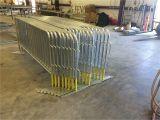 Bike Rack Barricade Austin Barricade Rental Viking Fence