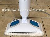 Bissell Hardwood Floor Cleaner Machine Bissell Powerfresh Liftoff Steam Mop Bundle Youtube Bissell