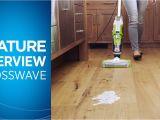 Bissell Hardwood Floor Cleaner Machine How to Use Crosswavea Youtube