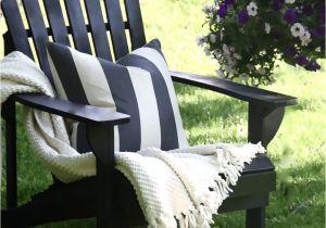 Black Adirondack Chairs World Market Semi Diy Black Adirondacks sophisticated Summer Decor Pinterest