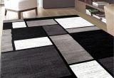 Black and Beige Runner Rug Black and White area Rugs Best Rug Variety Bellissimainteriors