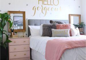 Black and Pink Bedroom Ideas Surprise Teen Girl S Bedroom Makeover