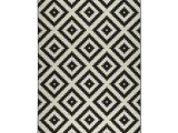 Black and White Aztec Print Rug Pin by Kelly On Deco Pinterest