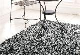 Black Fuzzy Rug Target Large Shag area Rugs Black Mosaic Found