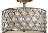 Black Semi Flush Mount Ceiling Light Feiss Sf289bus Lucia Glass Semi Flush Ceiling Lights 3 Light