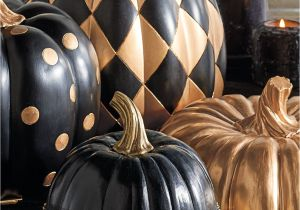 Blow Up Halloween Decorations Clearance Our Black and Gold Glitter Pumpkin May Be Relatively Petite In Size