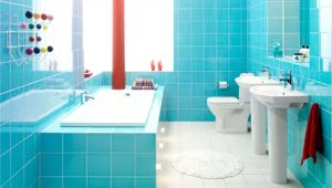 Blue and White Bathroom Design Ideas Great Blue and Green Bathroom Accessories