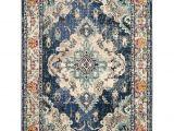 Blue Aztec Print Rug Safavieh Rugs Navy Light Blue Marybeth Rug Light Blue Rug