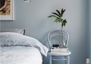 Blue Bedroom Paint Colors This Designer Trick Will Make Your Small Space Look R