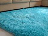 Blue Furry Rug 9 22 Gbp Luxury Fluffy Floor Carpet soft Rug Room Big Footcloth