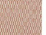 Blush Pink Rug Target Overod Rug Dusty Pink Amp Off White Geometric Design