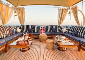 Boat Interior Restoration Ideas the 1930s Inspired Superyacht Taransay is An Instant Classic Boat