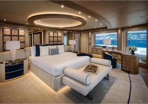 Boat Interior Restoration Ideas the Interior Design Of the 243 Foot Long Superyacht Cloud 9 Steals