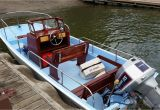 Boat Interior Restoration Michigan 1961 Boston Whaler Restored to Perfect Perfection Classic Boats