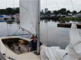Boat Interior Restoration Nj Highlander One Design Sailing