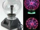 Bola De Plasma Lampara De Lava Compre 3 Pulgadas Usb Esfera De Bola De Plasma Luz Magica Lampara De