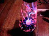 Bola De Plasma Lampara De Lava Lampara Plasma Tesla Youtube