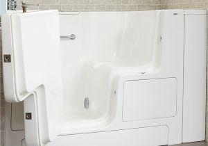 Bootzcast Bathtub Value Series 32×52 Inch Walk In Tub Outward Opening Door