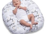 Boppy Baby Chair Age Boppy Newborn Hello Baby Lounger Black and Gold Baby Product