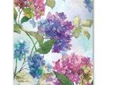 Breeze Art Garden Flags Hydrangeas Summer House Flag 28 X 40 Breezeart Decorative
