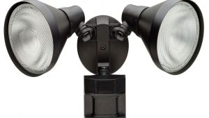 Brightest Motion Sensor Light Defiant 180 Degree Black Motion Sensing Outdoor Security Light Df