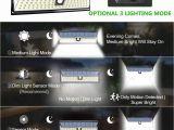 Brightest Motion Sensor Light solar Light Abakoo 80 Leds Super Bright Outdoor Motion Sensor solar