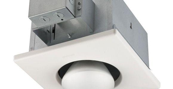 Broan Heat Lamp Trim Broan 250 Watt Infrared 1 Bulb Ceiling Heater 161 the Home Depot