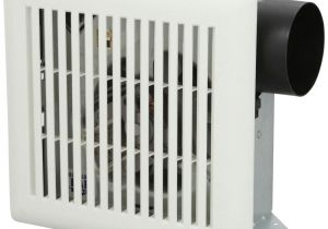Broan Heat Vent Light Nutone 50 Cfm Wall Ceiling Mount Bathroom Exhaust Fan 696n the
