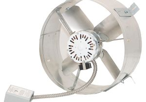 Broan Heat Vent Light Ventamatic Cx2500ups Cool attic Power Gable Mount Ventilator Fan