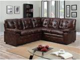 Buchannan Faux Leather Corner Sectional sofa Chestnut Buchannan sofa Www Gradschoolfairs Com