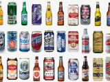Bud Light Mini Fridge 36 Cheap American Beers Ranked