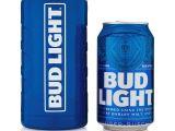 Bud Light Mini Fridge Amazon Com Bud Light Brumate Hopsulator Stainless Steel Can