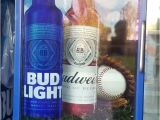 Bud Light Mini Fridge Bud Light Tv Door Cooler Fridge Refrigerator Mancave for Sale In