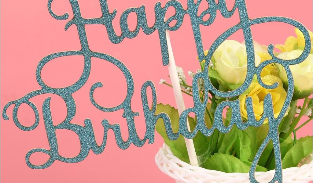 Birthday Decoration Candles