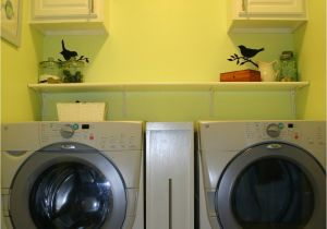 Cabinet for Between Washer and Dryer Elegant Laundry Room Reveal Updated Beckwith S Treasures