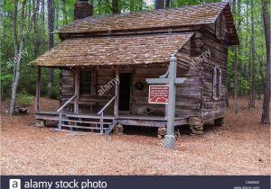 Callaway Gardens Cabins Pioneer Log Cabin at Callaway Gardens In Pine Mountain Georgia