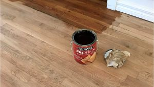 Can You Deep Clean Hardwood Floors Adventures In Staining My Red Oak Hardwood Floors Products Process