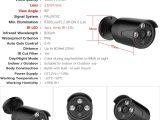 Car Interior Security Cameras Amazon Com 4ch 1080n Ahd Home Security Camera System Cctv Camera