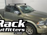 Car top Kayak Racks Dodge Ram 1500 with Rhino Rack 2500 Vortex Roof Rack Cross Bars