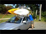Car top Kayak Racks Pvc Dual Kayak Roof Rack for 50 Getting In Shape Pinterest