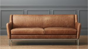 Cb2 Alfred Leather sofa Leather sofa Lenyx Reviewscb2 Reviews Unbelievable Images