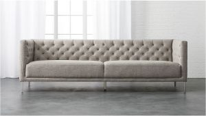 Cb2 Leather sofa Review Savile Grey sofa Vatile Grey Cb2 or Leather New House Ideas
